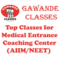 GAWANDE  Classes Nagpur Maharashtra